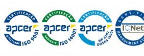 Notícia – Certificação do Sistema de Gestão…
